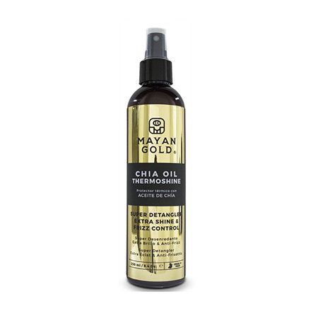 Latinoil, Термозащита для волос Mayan Gold, 250 мл
