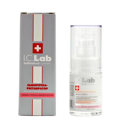 Купить I.C.Lab Individual cosmetic, Сыворотка-реставратор, 15 мл