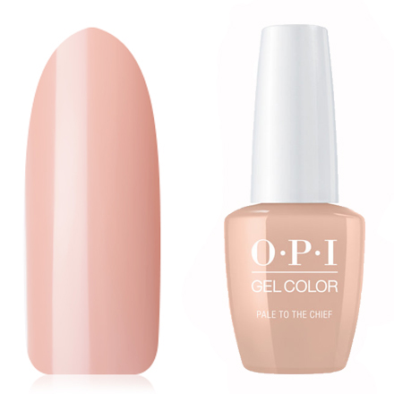 OPI GelColor, Гель-лак Washington, Pale To The Chief opi gelcolor гель лак i sea you wear opi gca73