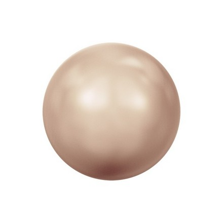 Swarovski, Кристальные жемчужины Crystal Rose Gold Pearl 1,5 мм swarovski кристальные жемчужины crystal cream pearl 1 5 мм