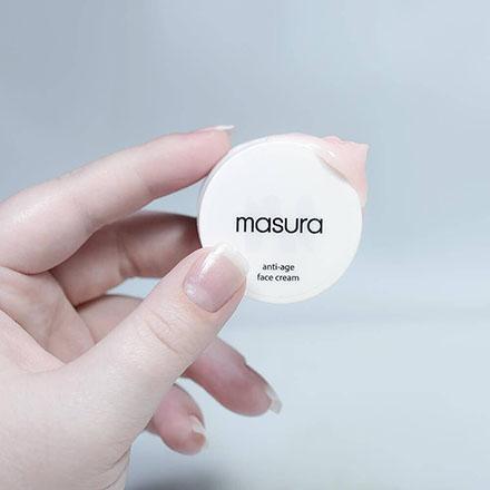 Купить Masura, Дневной крем для лица Anti-Age, 15 мл