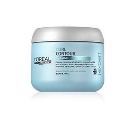 Loreal, Serie Expert Curl Contour Masque, Маска, 200 мл (LOreal)