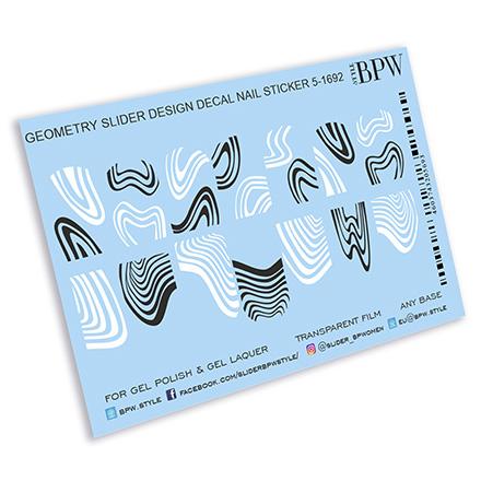 Купить BPW.style, Слайдер-дизайн «Геометрия» №5-1692