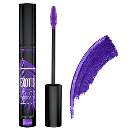 Купить Art-Visage, Тушь для ресниц Exotic, фиолетовая