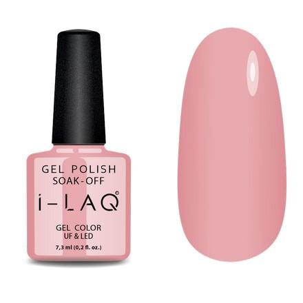 I-LAQ, Гель-лак №092, Розовый  - Купить