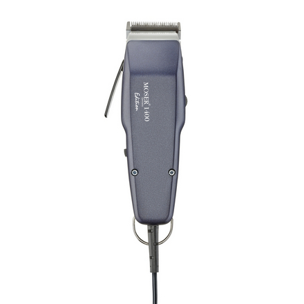 Купить Moser, Машинка для стрижки волос Edition, синяя