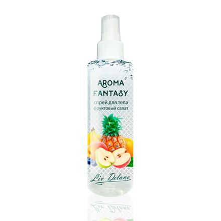 Купить Liv Delano, Спрей для тела Aroma Fantasy, фруктовый салат, 200 мл
