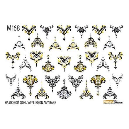 Купить Mozart House, Слайдер-дизайн №M168
