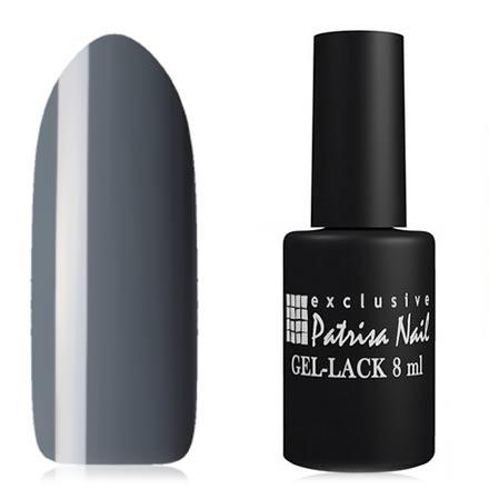 Купить PatrisaNail, Гель-лак TweedTrend №460, Patrisa nail, Черный