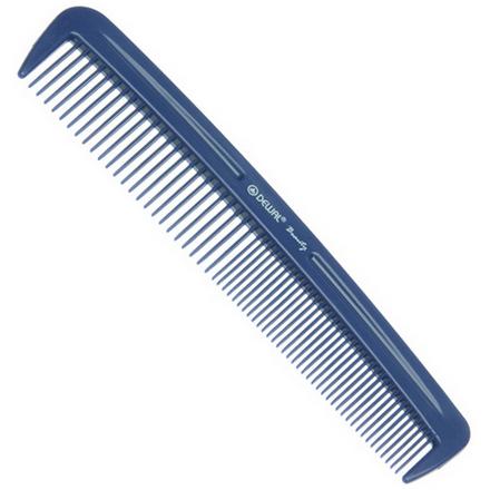 Купить Dewal, Расческа карманная, синяя, 12, 4 см
