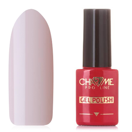 CHARME PRO LINE, Гель-лак Skin Nude №04, Натуральный  - Купить