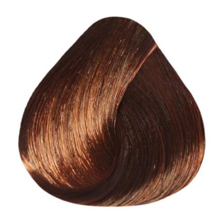 Estel, Краска-уход 6/40 De Luxe, темно-русый медный для седины, 60 мл estel стойкая крем краска для волос de luxe 6 4 темно русый медный 60 мл
