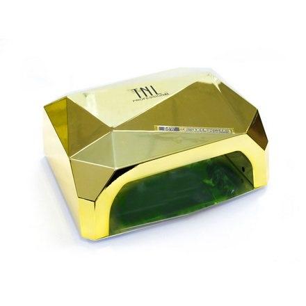 TNL, UV/LED лампа, 36 W золотая
