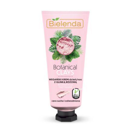 Купить Bielenda, Крем для лица Botanical Clays, 50 мл