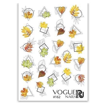 Купить Vogue Nails, Слайдер-дизайн №162