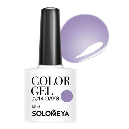 Купить Solomeya, Гель-лак №53, Cloche, Wella Professionals, Фиолетовый