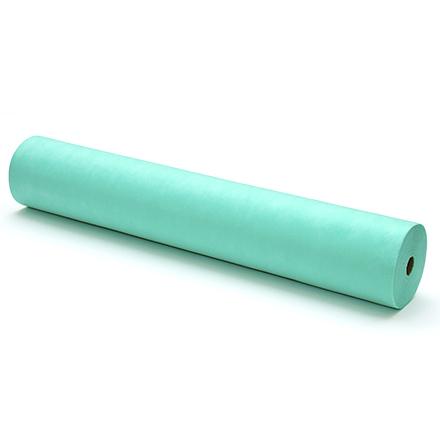 Купить Чистовье, Простыня «Стандарт» SMS, 200х80 см, мятная в рулоне, 100 шт.