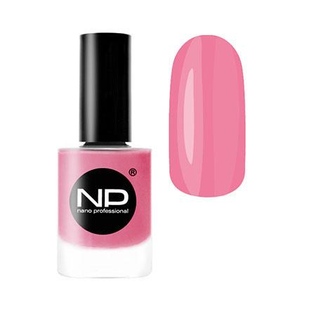Nano Professional, Лак для ногтей №P-1402, Ницца розового цвета