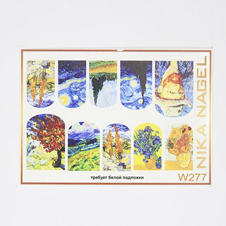 Nika Nagel, Слайдер-дизайн №W277  - Купить