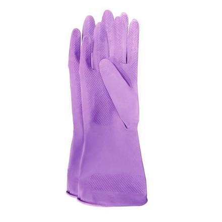 Meine Liebe, Перчатки хозяйственные латексные «Чистенот», размер XL  - Купить