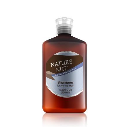Купить Nature Nut, Шампунь для нормальных волос, 400 мл