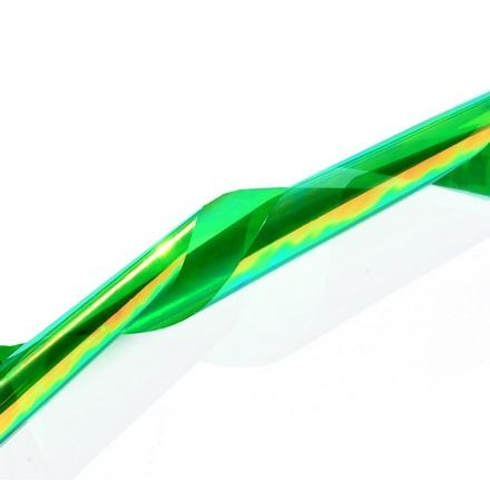 InGarden, Битое стекло «Зеленое золото»Битое стекло<br>Битое стекло станет лучшим дополнением при моделировании дизайна ногтей.