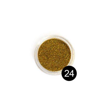 TNL, Дизайн для ногтей: блестки №24