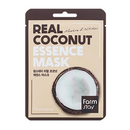Купить FarmStay, Маска для лица Real Coconut, 23 мл