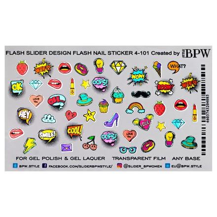 Купить BPW.style, Слайдер-дизайн WTF! №4-101
