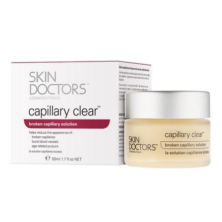 Купить Skin Doctors, Крем для лица Capillary Clear, 50 мл