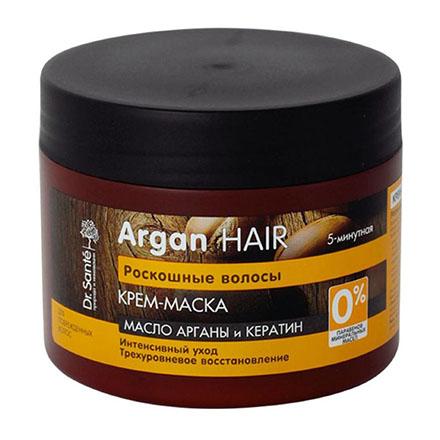 Dr. Sante, Крем-маска для волос Argan, 300 мл фото