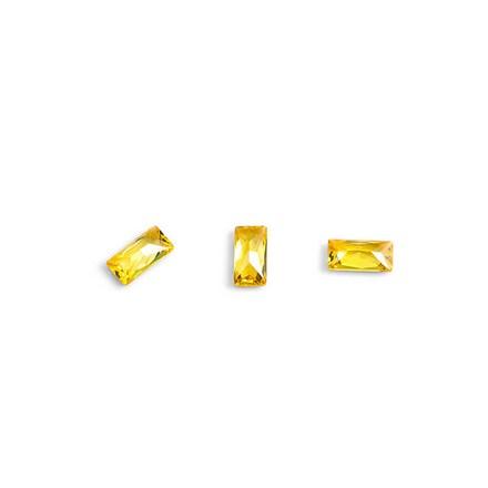 Купить TNL, Кристаллы «Багет» №2, оливковые, 10 шт., TNL Professional