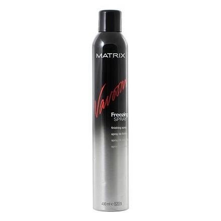 Matrix, Спрей-лак сильной фиксации, Vavoom Freezing, 500 млЛаки для волос<br>Профессиональный лак сильной фиксации для всех типов волос любой длины.<br><br>Объем мл: 500.00