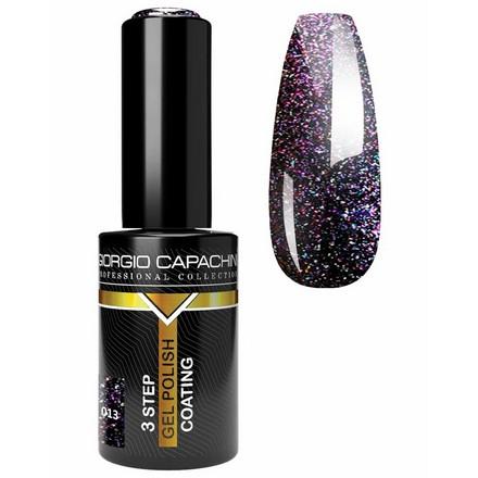 Купить Giorgio Capachini, Гель-лак Business Style №013, Фиолетовый