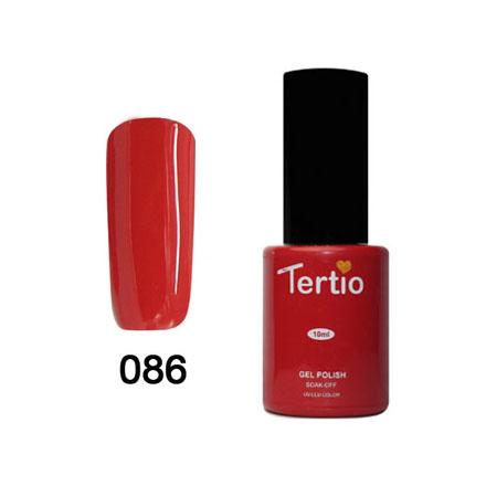Tertio, Гель-лак Eco Line №86