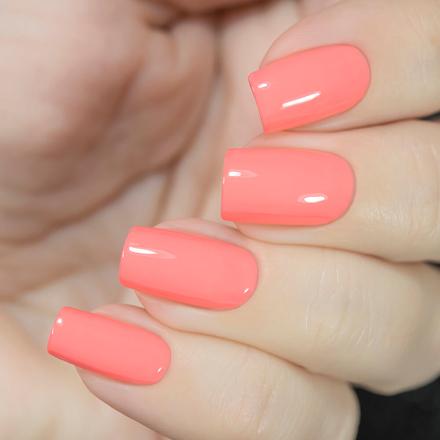 Купить Masura, Лак для ногтей «Золотая коллекция», Мои карибские каникулы, 11 мл, Оранжевый