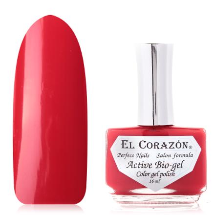 Купить El Corazon, Активный Биогель Cream, №423/329, Красный