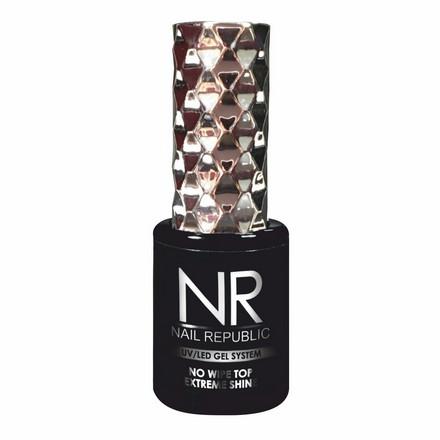 Купить Nail Republic, Топ Extreme Shine No Wipe, 10 мл