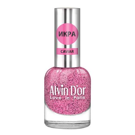 Купить Alvin D'or, Лак «Икра» №02, Розовый