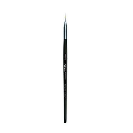 Купить RuNail, Кисть для дизайна Nail Art Nylon №000/2, 7 мм