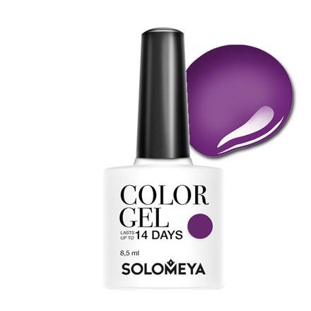 Купить Solomeya, Гель-лак №100, Anna, Wella Professionals, Фиолетовый