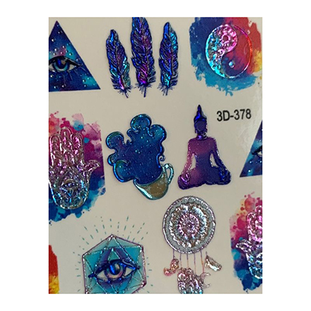 AnnaTkacheva,3D-слайдерCrystal№378 «Абстракция. Ловец снов» фото