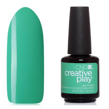 CND, Creative Play Gel №428, Youve got kale cnd creative play gel 466 got a light