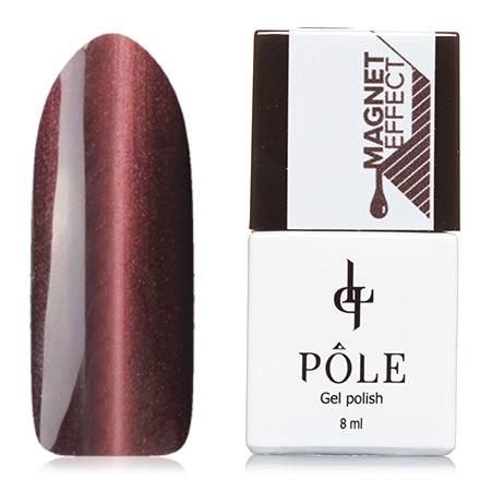 POLE, Гель-лак №43, Горячий шоколад