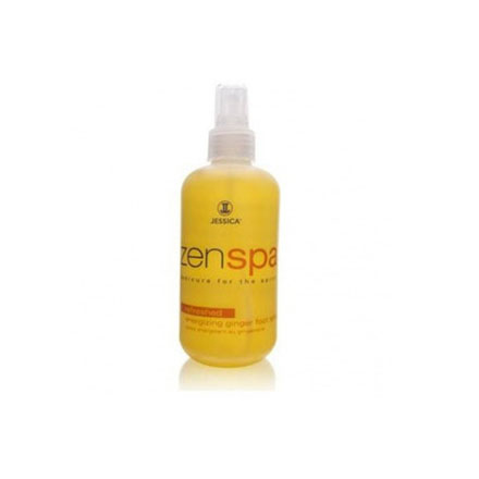 Jessica, Zenspa Refreshed Foot Spray Ginger 237 ml