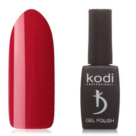 Kodi, Гель-лак №90RKodi Professional<br>Гель-лак (12 мл) клубнично-красный, без перламутра и блесток, плотный. Прошлая серия: №50.