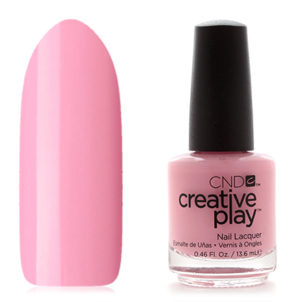 CND Creative Play, цвет Bubba Glam, 13,6 мл cnd лосьон creative scentsations wildflower