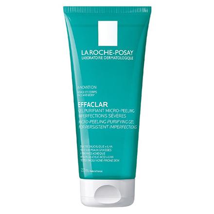 La Roche-Posay, Гель для очищения лица и тела Effaclar, 200 мл
