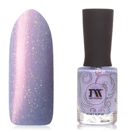 Купить Masura, Лак для ногтей «Золотая коллекция», Lavender lemonade, 11 мл, Фиолетовый