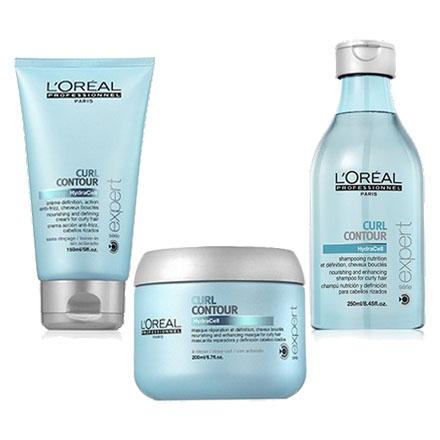 LOreal Professionnel, Набор для вьющихся волос